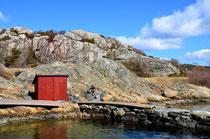 Alter Schwede - Tauchreise Gullmaren Fjord