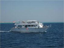 bateau privé snorkeling