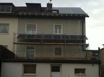 Solaranlage Sulzbach-Rosenberg