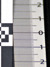 Окраска зон вне фокуса и точность автофокуса на f/4.0 (кроп)