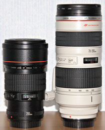 Canon EF 200/2.8 USM