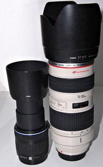 Olympus Zuiko Digital 40-150/4-5.6 ED