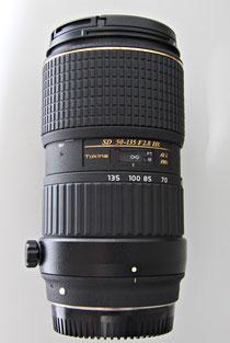 Tokina AT-X 50-135/2.8 Pro DX