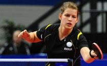 Petrissa Solja holte sich in zwei Kategorien die Krone (©Roscher)