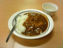 大阪の某専門学校の学食カレー