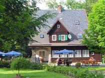 Das Egerer Waldhäusl, Gaststätte
