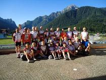 Le Club dans les Dolomites