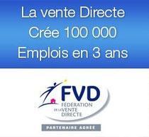 La Fédération de la Vente Directe et Pôle emploi s'engagent...