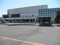 上尾市民体育館