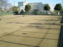 平塚公園テニスコート