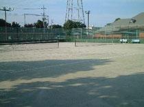 上平公園テニスコート