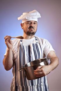 Wenn´s noch nicht so richtig schmeckt - auf zum Kochkurs