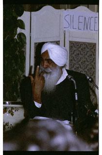 Sant Kirpal Singh Rom
