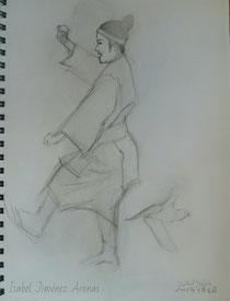 Figura danzando