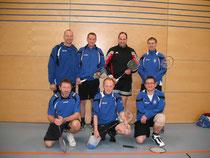 hinten von links: Werner Broschk, Christian Kroneis, Markus Schumann, Frank Olschewki vorne von links: Helmut Olschewski, Maik Kügler, Andreas Büttner