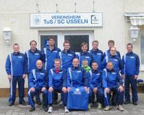 Alte Herren-Mannschaft September 2011