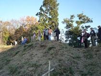 本佐倉城から望む風景
