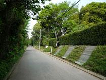 武家屋敷が展示されている鏑木小路