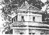 銅櫓の解体写真