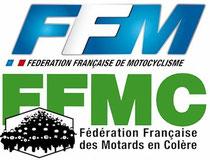 FFM et FFMC au circuit Carole