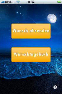 Wunschtagebuch-App