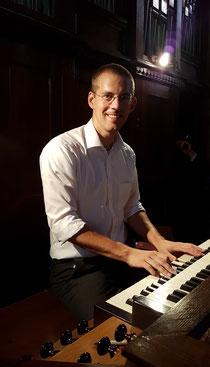 Florian Moskopf - Kirchenmusiker & künstlerischer Leiter