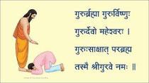 Salute to Guru ji - Who Put their Life for Education