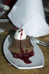 zum Abschluss: Dessert