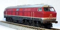 Die BR 232 der DB von Roco