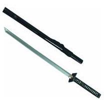 """""""Ninjato"""", arma no histórica que jamás existió."""