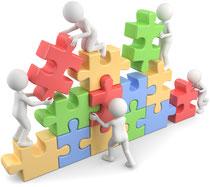 Gemeinsam zum Projekterfolg