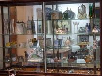 Kunsthandel Olaf Koch Braunschweig Antiquitäten Vitrine