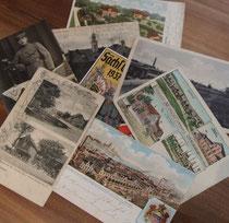 Postkarten - Ansichtskarten