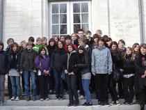 à l'Hôtel de Ville de Château-Gontier