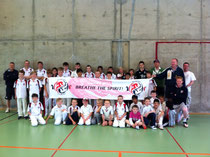 Basel Dragons Junior Cricket - Breathe the Spirit