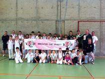 Basel Dragons Junior Cricket - Breathe the Spirit