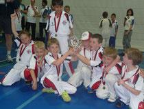 U9 BDJCC first trophy