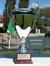 Swiss Mr. Pickwick T20 Cup Trophy