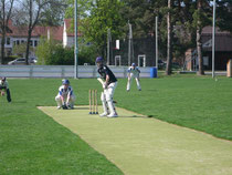 Middle practice to encourage players to deal with different match situations
