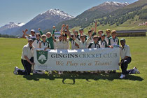 Gingins Cricket Club - U11 & U13 winners