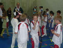 U9 medals and awards