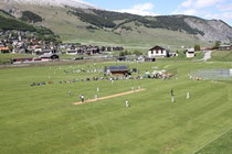 Junior Cricket  Festival (Zuoz, May 2011)