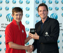 ICC Spirit of Cricket Award 2009
