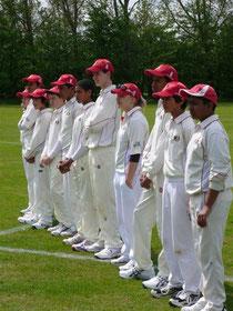 Swiss U15 National team tour to Denmark (17-20 May 2012)