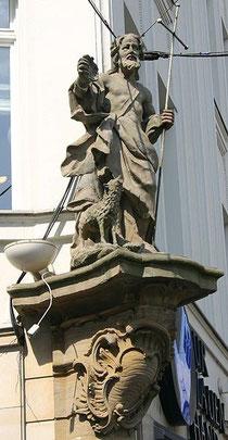 Eckskulptur in Trier (Wikipedia)