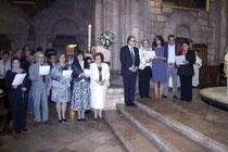 Un moment del Voto de Covadonga
