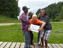 """""""KirchBergSport"""" meets KENIA"""