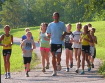 Unser Kinder-Triathlontraining