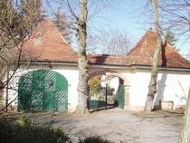 Alter Friedhof an der Friedensstraße