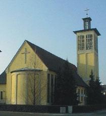 Kath. Kirche in Dudenhofen